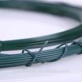 Alambre recubierto de PVC / Alambres de hierro recubiertos de plástico como alambre de unión con el mejor precio