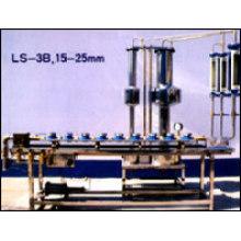 LS-3B 15-25мм Последовательная испытательная платформа для проверки давления воды