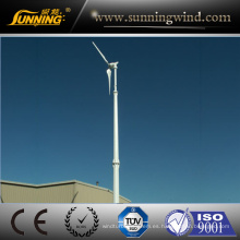 Generador de viento Sunning Factory Supply 5000W China Permanent Magnet con diseño de patente