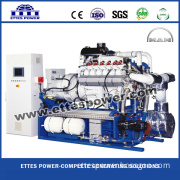 MAN Gas Generating Set (from 36kw upto 500kw)