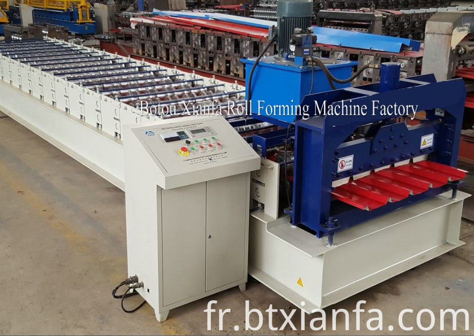 high quality IBR sheet making machine