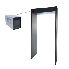 Walk Through Body Temperature Detector with Thermal Camera