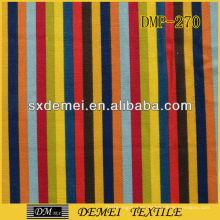 tela de algodón tejida de más de quinientos patrones