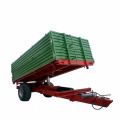 Remorque tracteur agricole galvanisée