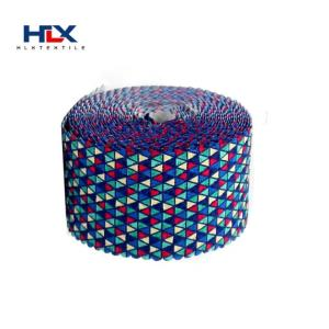 Printed Elastic Ribbon Waistband for Underwear Bands