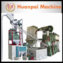 pneumatic roller mill 60t/d maize mill, corn grinding machine of manufacturer and exporter from China and Africa