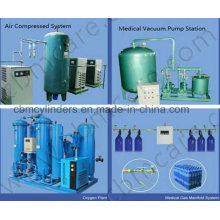 Hospital Central Oxygen Supply System