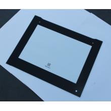 Bohrloch / klares gehärtetes Glas für Türofen