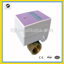 CWX-series 3.6V batería Cálida válvula accionada por motor eléctrico con tarjeta IC.