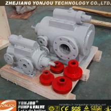 Pompe à carburant lourd, pompe à bitume à conserver la chaleur (LQ3G)