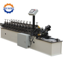 Cangzhou Aluminium Cross Tee Grid Roll Forming Machine