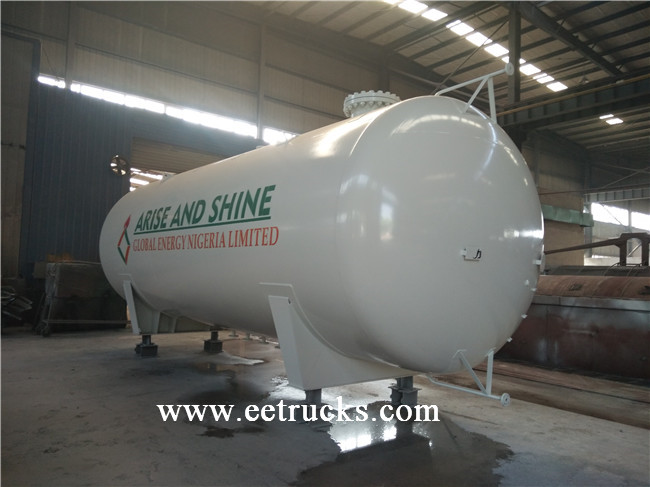 30 Ton LPG Storage Tanks