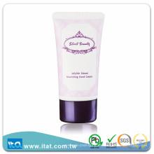 Tubo cosmético plástico laminado respetuoso del medio ambiente para la loción del cuerpo de la crema dental