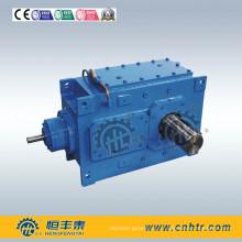 Redutor de engrenagens de mineração da série Hb combinado com máquinas de retificar