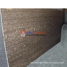 China Brown Granite Slab for Inside Wall and Floor