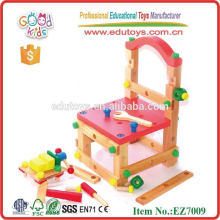 Tool Chair Wooden Educational Toys