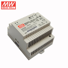 original MEAN WELL 30W 24V Industrial DIN Rail Power Supply with UL