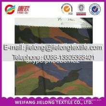 Alta qualidade camuflagem impresso tecido camuflagem estampado estoque de tecido para vestuário t / c 65/35 tecido de camuflagem