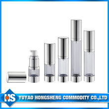 Hs-004A 20ml Kapazität Airless Flasche mit Lotion Pumpe