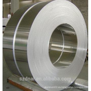 Aplicación 8011 de la cubierta de la botella en bobina suave de la aleación de aluminio del temperamento precio barato buena calidad