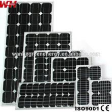 Pequeños paneles solares fotovoltaicos personalizados para uso doméstico
