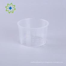 Tigelas de plástico descartáveis para venda no atacado 250ml