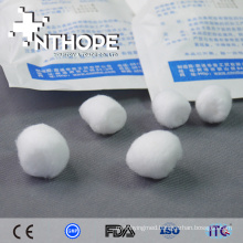 wholesale surgical supplies coloured small size cotton ball