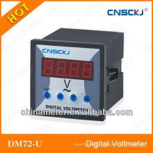 Voltmètre numérique à phase unique DM72-U (DC)