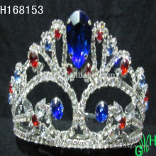 Wholesale Mini Beauty girl crowns and tiaras