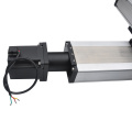 ballscrew linear guide rail xy stage for industrial robot arm
