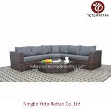 Brown Wicker New Sofa Set für Outdoor (1203)