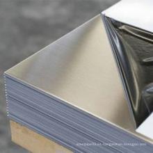 Paquete según pedido del cliente Hoja de acero inoxidable