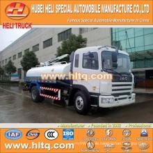 JAC 4x2 10000L Dung Tank Saugwagen 160hp Yuchai Motor