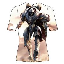 Esqueleto Completo Sublimada Camisa Rash Guard