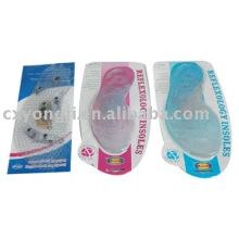 Semelles de massage magnétiques (homme / femme)