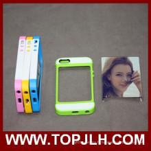 3D carte Insérez Sublimation Phone Case pour l'iPhone 5/5 s