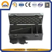 Popular en aluminio estuche de pistola (HG-1105)