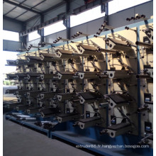 Machine en plastique d'extrudeuse de dessin de fil de PET / pp / PA