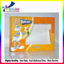 Caja de embalaje de perfume de cartón de papel a bajo precio