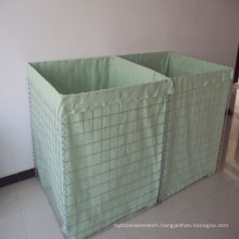 Hesco Wire Mesh Barriers for Sand Wall