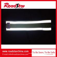 Gran brazalete reflectante de advertencia elástico