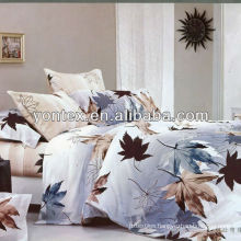 pigment printed bedding set of beautiful designs