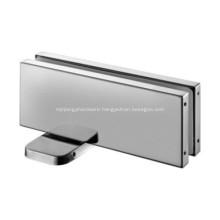 Frameless Glass Door Bottom Hydraulic Patch Fitting