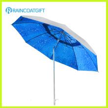Langlebiger Oxford Patio-Fischen-Regenschirm