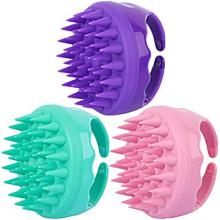 Champú para el cabello Masajeador Depurador de caspa