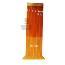 "Flex PCB 1 Layer Golden Finger 20U ""High Precision"