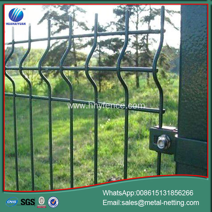 Offer 3D Welded Wire Fence, 3D Rigid Mesh Fence, 3D Fence Design ...