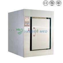 Mástil: un autoclave médico a presión con presión de vacío