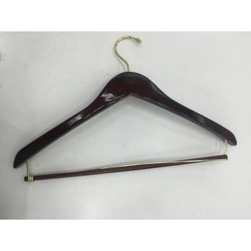 HQ Wooden Extra-wide Shoulder Suit Hanger