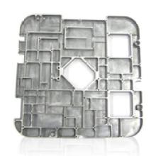 Soem-Fabrik bildete Aluminium Druckgussteile, Legierungs-Aluminium DruckgussErsatzteile